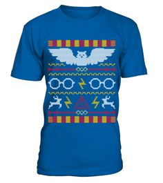 Christmas Sweater For Harry Potter Fan 2 TShirt  Funny Christmas T-shirt, Best Christmas T-shirt
