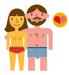 mum and dad - Andrea Wong