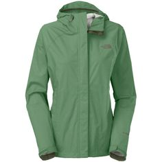 The North Face Venture Jacket - Women's-Myrtle Green