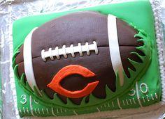 Bears grooms cake