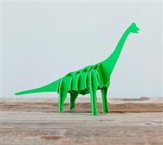 DIY Paper Dinosaur