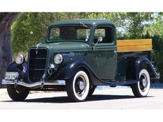 Photo Gallery - ClassicCars.com - 1935 ford pickup