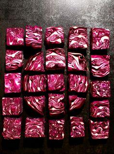 Purple cabbage. Credit: Albert Trotman (Click to Support Artist)