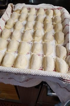 """Grandma's Polish Perogies 