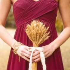 {Wheat Berry}: A Palette of Fig, Camel, Antique Gold + White {photo via Half Orange Photography}