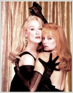 With Goldie Hawn