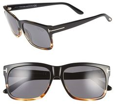 Tom Ford 'Barbara' 58mm Retro Sunglasses