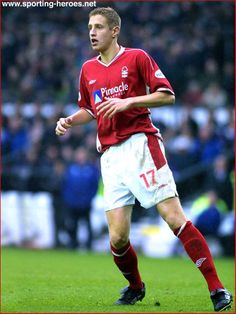 Michael DAWSON Nottingham Forest