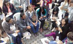 Diálogos espontáneos...comunitarios...SEA-BOGOTÁ. (Bet)