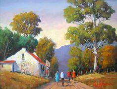Willie Strydom - Rural Shop (350 x 450)