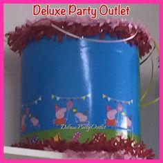 Pepa Pig piñata