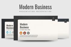Modern Business by Good Pello on @creativemarket