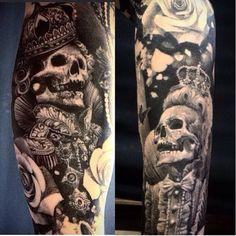 Tattoos by Ellen Westholm