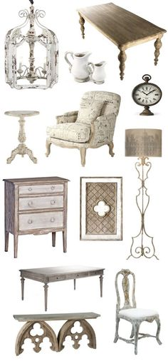 Pin It to Win It: French Country Collection Winner! | Kathy Kuo Home