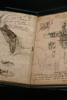 Leonardo Da Vinci's Leicester Codex Show Us How A Genius Thinks