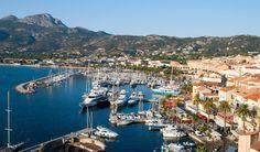 Calvi Corsica, France