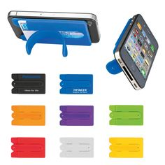 A Silicone Phone Stand with Card Holder is a great giveaway promotional item. These are phone stands are also adhesive card holder for back of phone. Phone Card, Phone Wallet, Mobile Technology, Latest Gadgets, Gadget Gifts, Corporate Gifts, Cape Town, Creative Gifts, South Africa