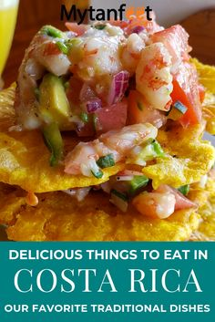 What Costa Rican food is like and our favorite 20 mouthwatering Costa Rican dishes. Also includes our favorite local restaurants Costa Rican Food, Living In Costa Rica, Great Recipes, Favorite Recipes, Costa Rica Travel, Travel Advice, Travel Guides, Travel Tips, Meal Planning