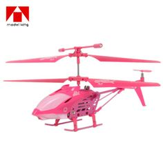 Model-King-33013-35-Channel-Infrared-Remote-Control-RC-Helicopter-with-Gyro-RTF-Pink