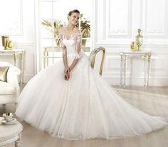 Pronovias wedding dresses 2014 collection