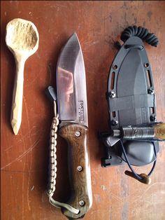 Ka-Bar Becker BK2 Companion Fixed Blade