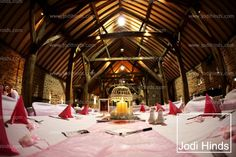 Foremark Cottages Barn Oasthouse Farm Wedding Venue In Derby