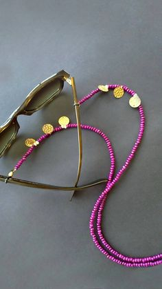 a5674db5a6 Items similar to Sunglass chain