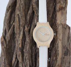 Pearl Wood Watch - women's jewellery