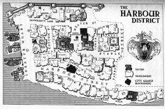 The Harbour District, Port Blacksand.