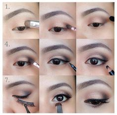 Techniques eyeshadow Natürliche Augen Make-up Ideen 2019 Natural Eye Makeup Ideas 2019 the the to Love Makeup, Simple Makeup, Makeup Looks, Makeup Tips, Makeup Tutorials, Makeup Ideas, Easy Makeup, Eyeshadow Tutorials, Fresh Makeup