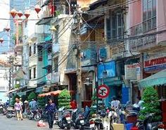Ho Chi Minh City- Sooo different and yet, I had such a great time over there, meeting new people, making new friends!! =) The bad thing, I couldn't use FB!! hehehehe