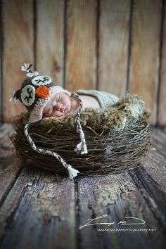 Could make this with a twig wreath from the craft store! Newborn photography prop- nest photography prop-Photography props-Newborn photography props