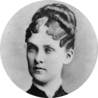 Alice Hathaway Lee Roosevelt (July 1861 – February was an American socialite. She was the first wife of President Theodore Roosevelt. They had one child, Alice Lee Roosevelt. Alice was never a first lady as Teddy Roosevelt did not take office until Alice Roosevelt, Roosevelt Family, Theodore Roosevelt, Edith Roosevelt, First Lady Of America, Us First Lady, Presidents Wives, American Presidents, American Girl