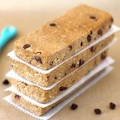 chocolate chip cookie dough protien bars... chockohlawtay: Recipes...This site has a ton of recipes
