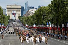 DIRECT. Revivez le défilé du 14-Juillet avec les six caméras de France 2
