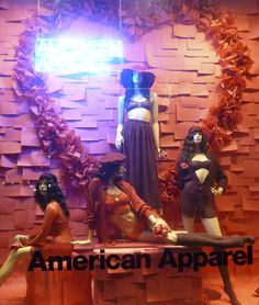 valentine window display | Valentine's Day Display in one of our NYC stores. ... | Fashionista