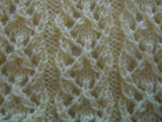 knitting stitches, easy knitting patterns