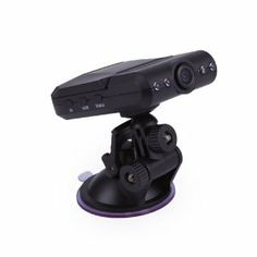 "HDE® 2.5"" LCD Motion Detection Car Camera by HDE. $24.95. The 2.5"" LCD motion detection car camera works on motion detection meaning that if anything is moving through the lens then the DVR will begin recording until the movement stops. Video will be stored on either an SD or an MMC card (not included) up to 64GB and it will be recorded in 720p resolution. The camera is easy to install and it can be easily placed either on your dashboard or windshield with the suction cup (..."