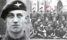 The runaway boy hero of D-day. Private Robert 'Bobby' Johns was just 14 when he joined the army He was was the youngest soldier to parachute into Normandy on D-Day His family tried their best to locate him while he was fighting in WWII Pvt Johns was killed in Le Mesnil, France in July 1944, aged 16   Read more: http://www.dailymail.co.uk/news/article-2631313/The-runaway-boy-hero-D-day-At-14-lied-way-Army-At-just-16-parachuted-France-frantic-family-hot-tail.html#ixzz32AsfN8Kb