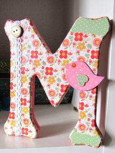 1000 images about letras decoradas on pinterest decorated letters scrap and letters - Letras decoradas scrap ...
