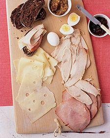 healthy breakfast: the northern european way