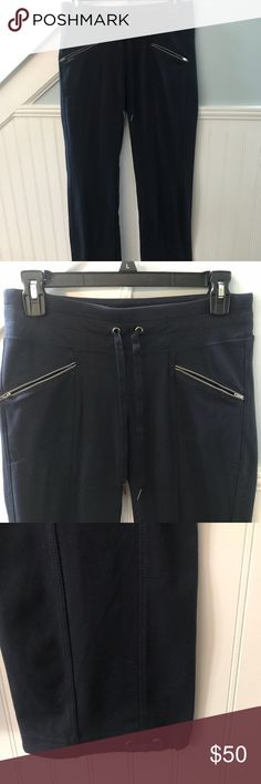Clothing, Shoes & Accessories Black SIZE Small               #138449     a2 Athleta Metro Slouch Pant