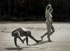 Фото 2, В это время на пляже  (27 фотографий)
