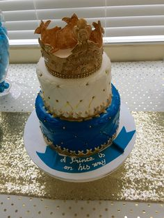 Prince themed Cake by Shea's Bakery!