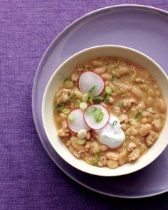 Make it in a Dutch Oven // Turkey and White-Bean Chili Recipe