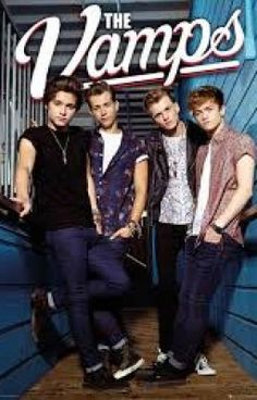 "Read ""The 5th Member of The Vamps - The Beginning"" #wattpad #fanfiction"