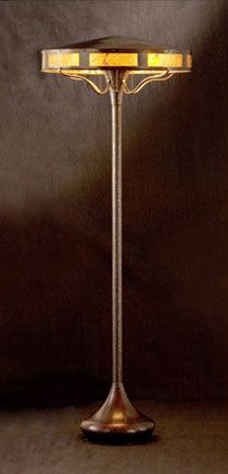 Craftsman Copper Hand Hammered Lighting Fixtures Wall Sconces Table Lamps Interior Exterior Etc