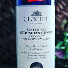 Czy znacie markę Clochee ? Ja już jakiś czas temu o niej słyszałam, ale jakoś nigdy nie było nam po drodze. Do czasu... ____________________________________ http://bit.ly/2cjv0HN #clochee #kosmetykinaturalne #njaknatura #tonikoksydacyjny