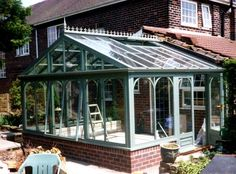 Victorian conservatory by Complete joinery Services