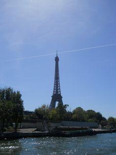 Tour Eiffel in Paris, Île-de-France